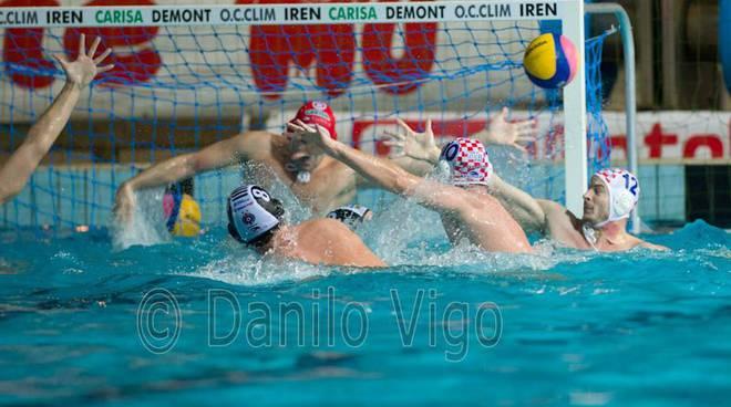 Savona - supercoppa Len Carisa Partizan Belgrado