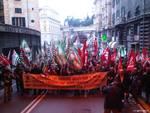 Sciopero generale Genova dicembre 2011