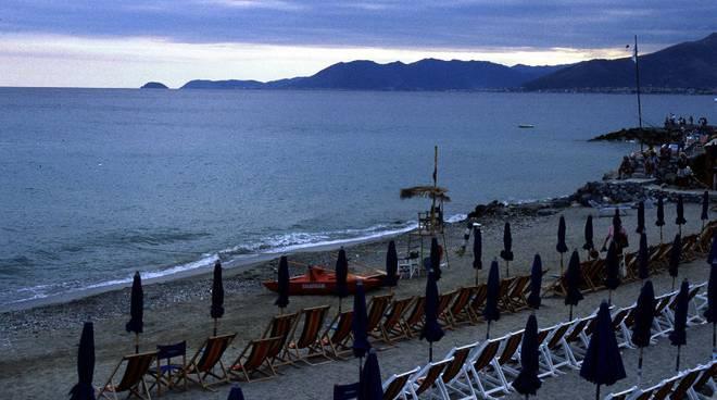 spiaggia Borgio
