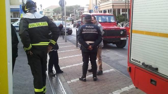 Vigili del fuoco Pietra Ligure