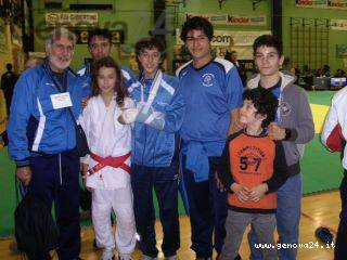 Asaj Judo Chiavari a Modena