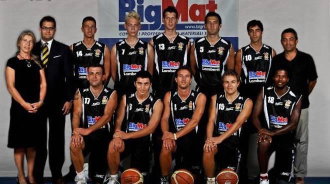 Basket, serie D. La Big Mat Lambert Basket Albenga
