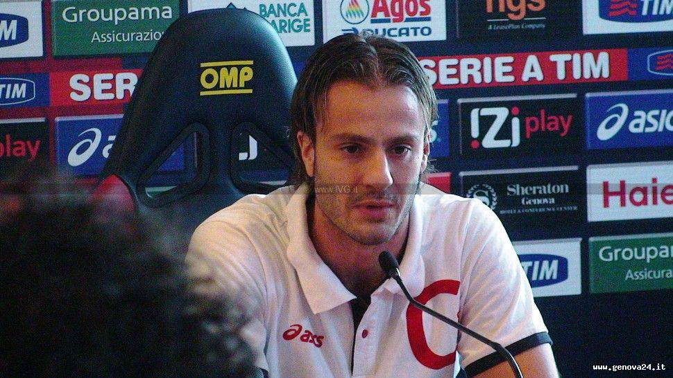 Genoa - presentazione Gilardino