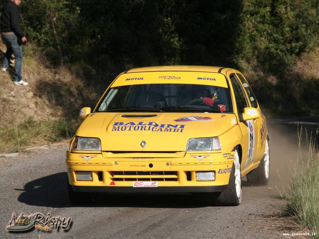 lanterna corse rally