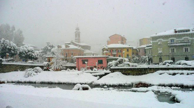 Neve gennaio 2012 Carcare