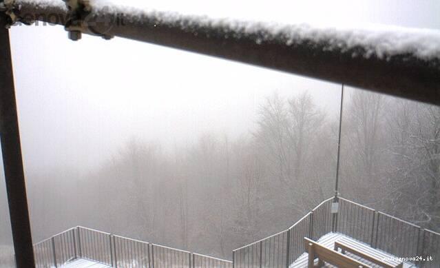 neve parco dell'antola