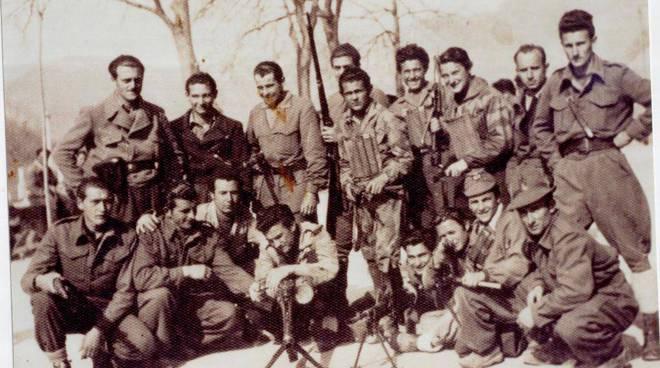 partigiani, divisione Fumagalli