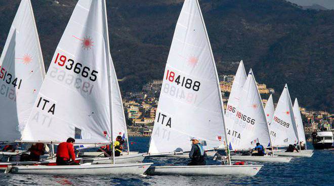 primazona winter contest, vela