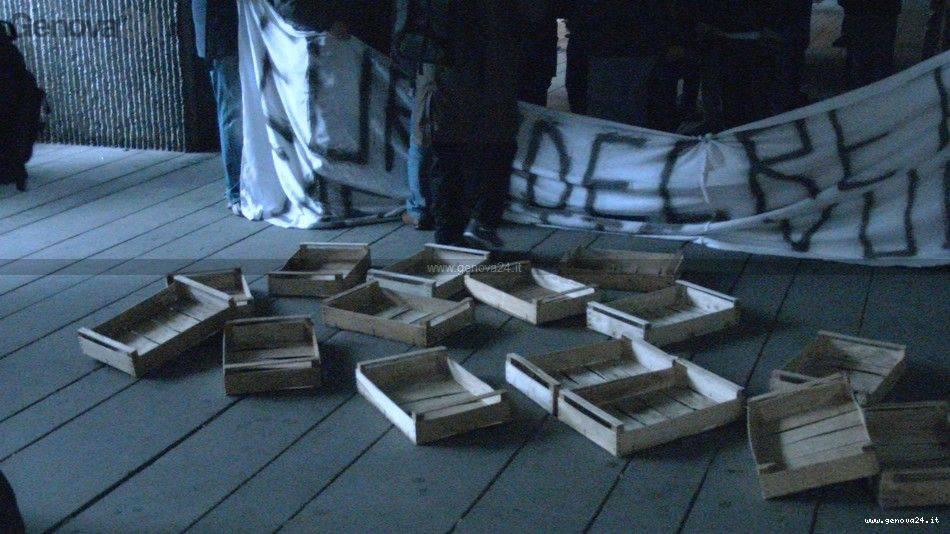Protesta pescatori in Regione