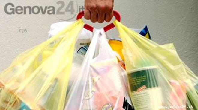 Sacchetti spesa shopper