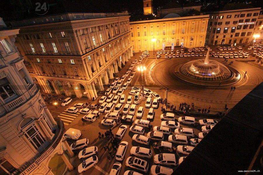 Taxi Gennaio