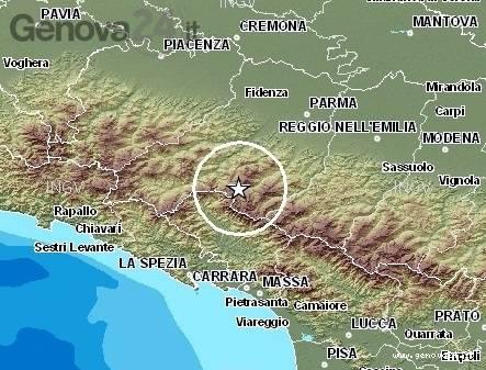 terremoto 27 gennaio 2012