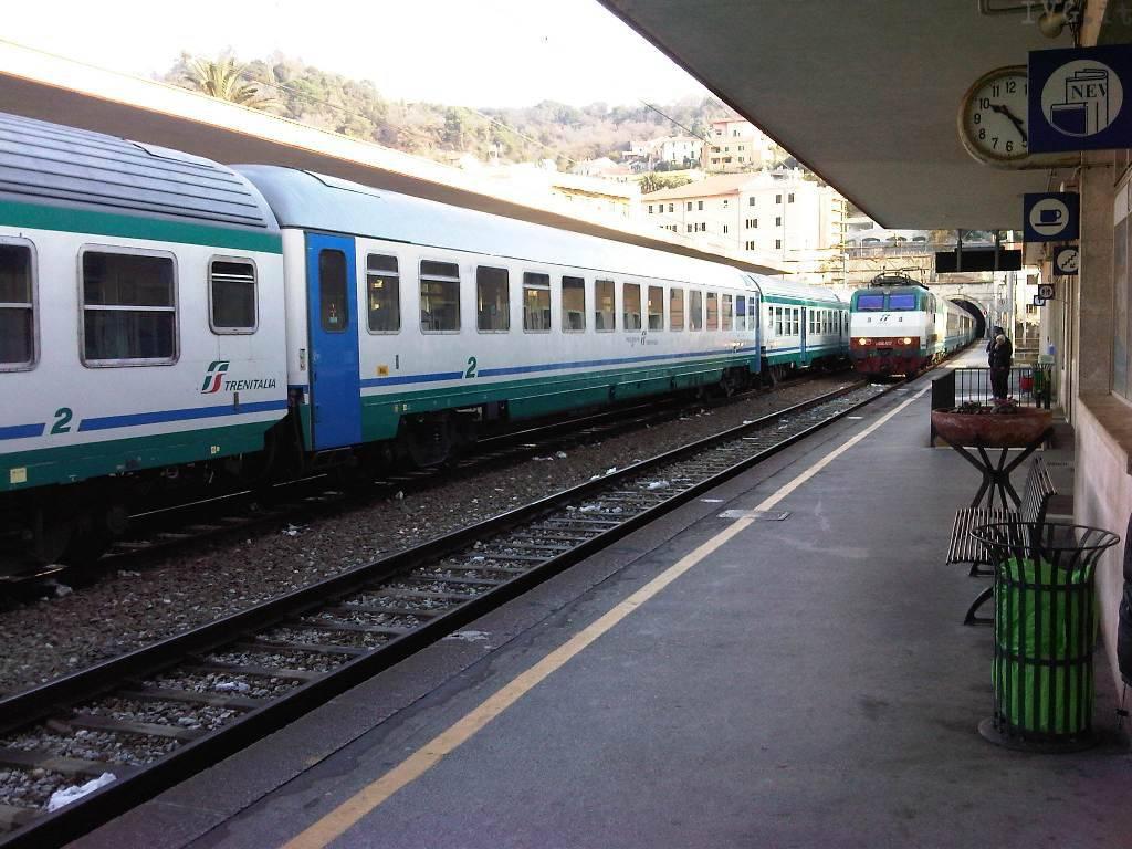 treno, stazione