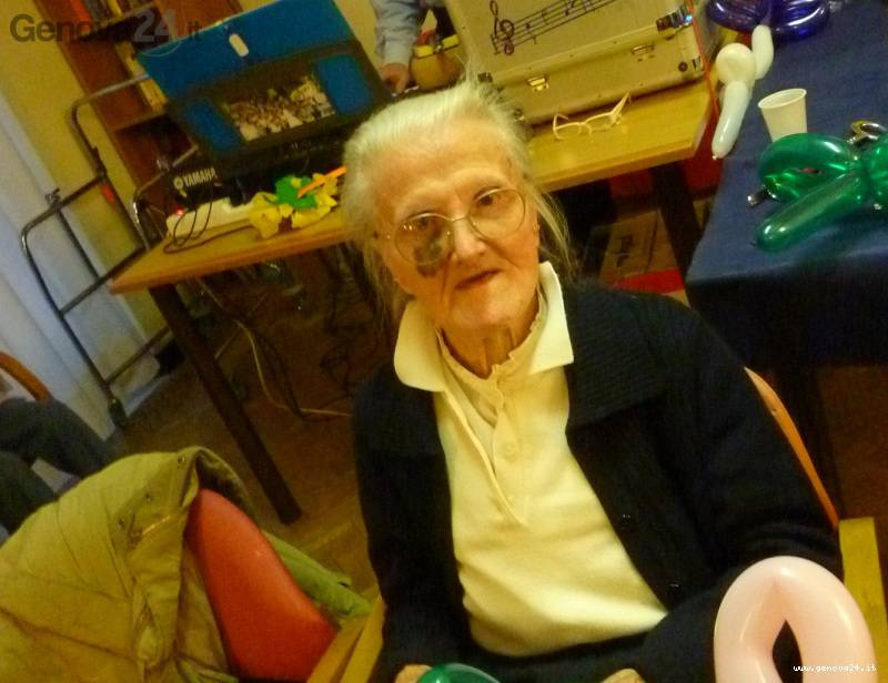 agnese 102 anni