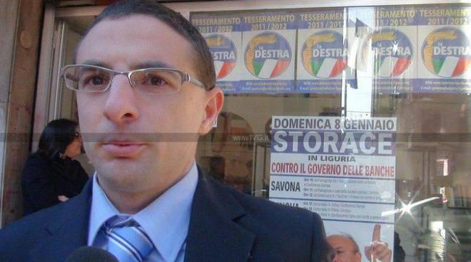 Andrea Finocchiaro - la destra