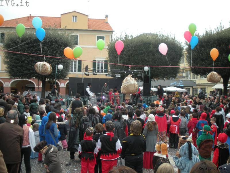 Carnevale Pietra Ligure