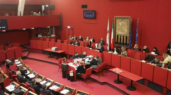 consiglio comunale aula rossa