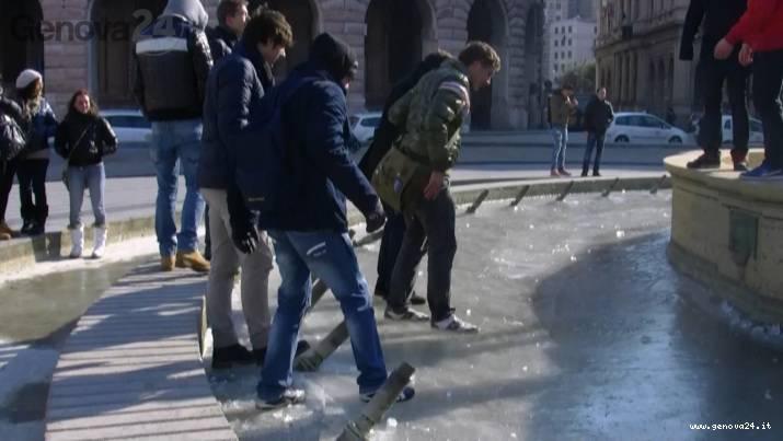 de ferrari ghiaccio
