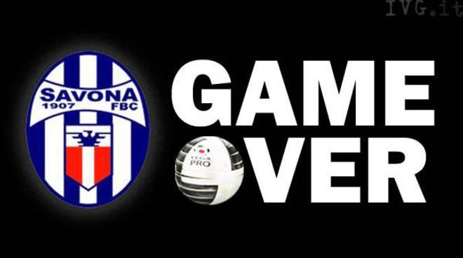 Fallimento Savona Calcio