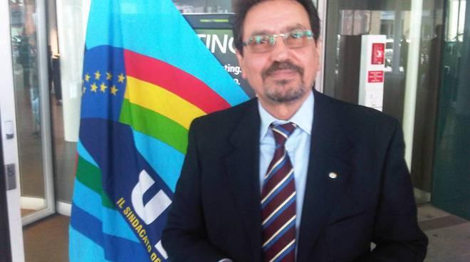 Giuseppe Giangrande, Uil