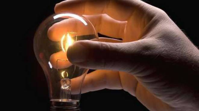 lampadina, m'illumino di meno