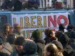 Manifestazione No Tav Genova