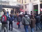 manifestazione studenti no tav e diritto studio