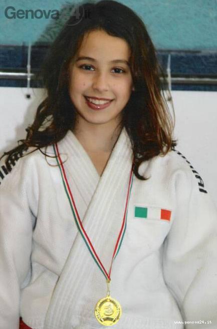 Martina Castagnola Asaj Judo Chiavari