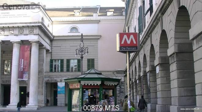 metro genova