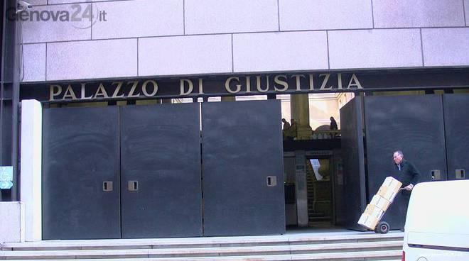 palazzo di giustizia tribunale genova