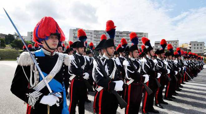 ufficiali carabinieri