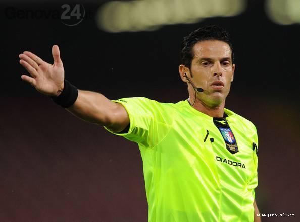 Andrea De Marco arbitro