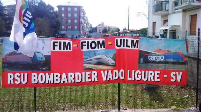 Bombardier sindacati