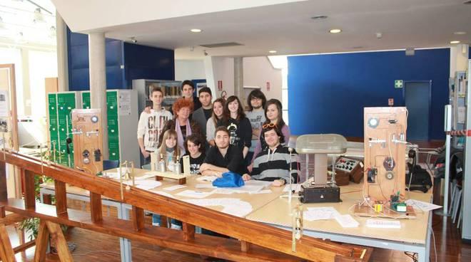 campus savona, giovani per la scienza