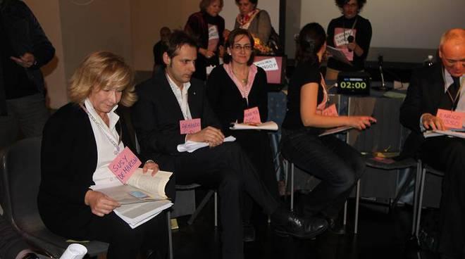 Candidati Genova 2012 se non ora quando