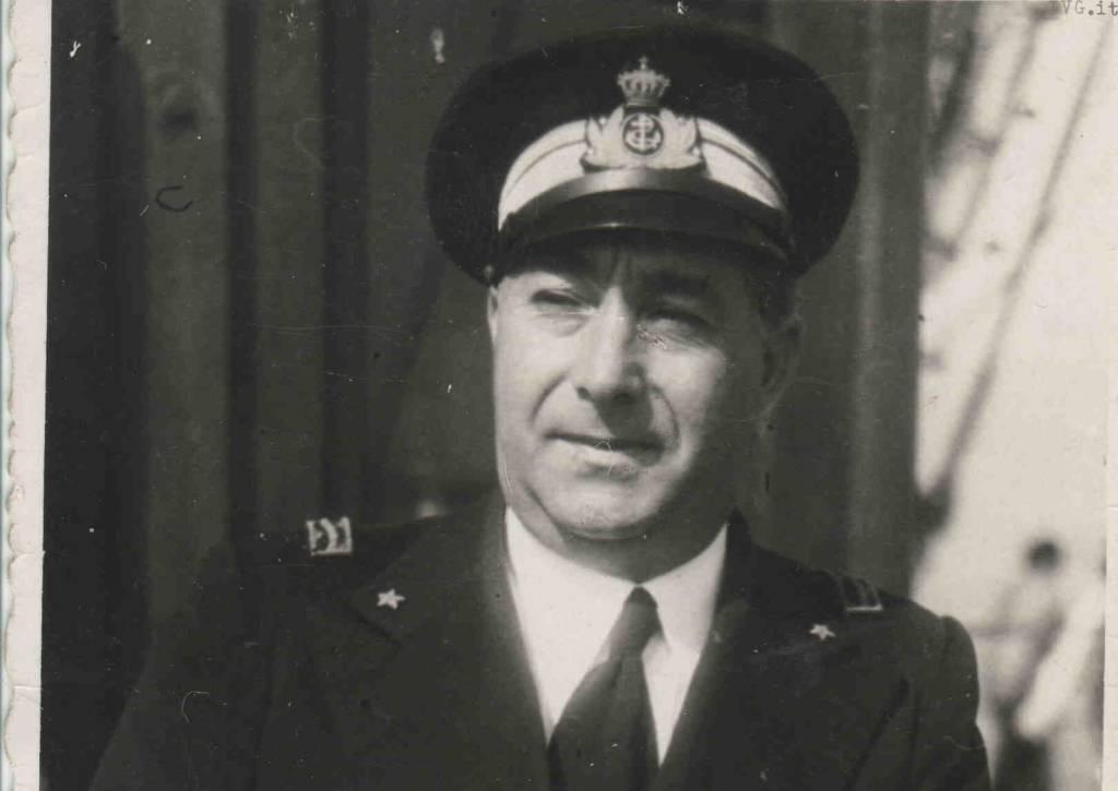comandante Gerolamo Delfino