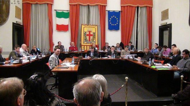 Consiglio comunale Albenga