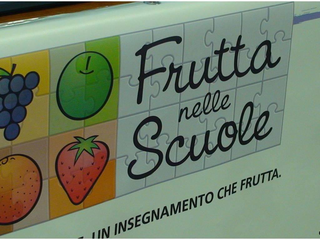 Frutta nelle Scuol