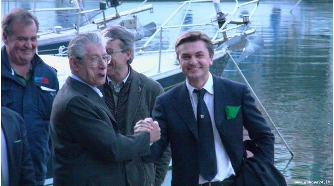 Genova Bossi con Rixi