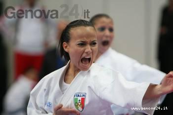 kata, Viviana Bottaro