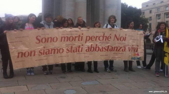 libera - manifestazione - 17 marzo - mafia