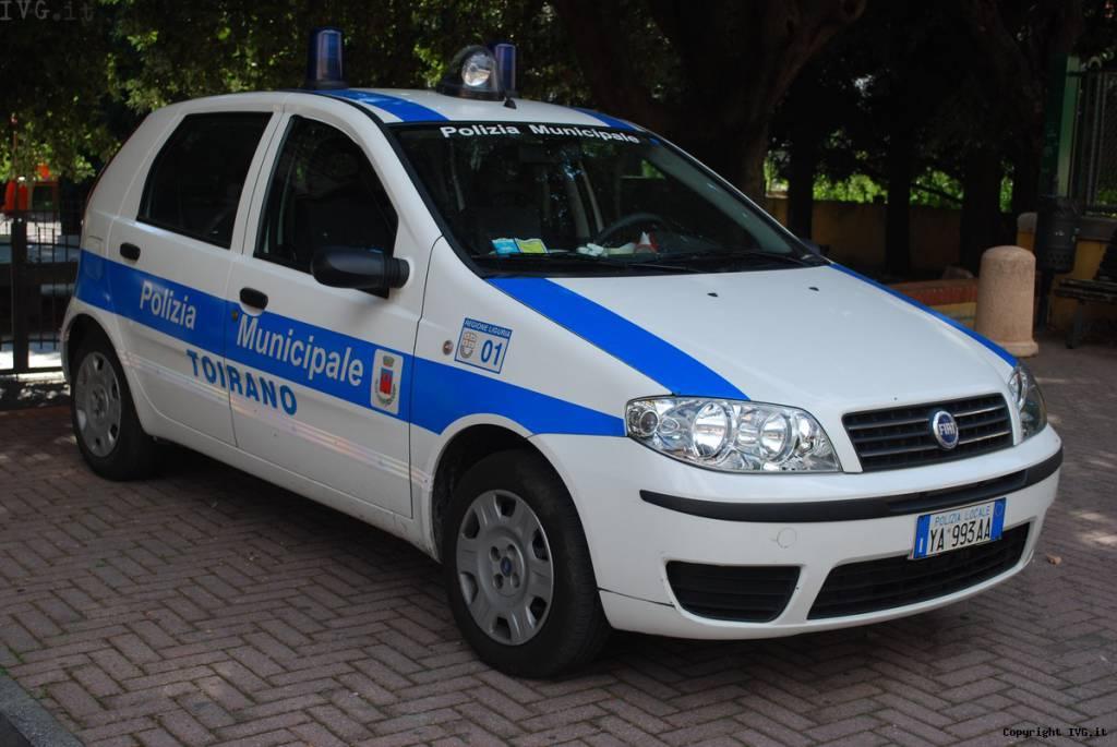 Polizia Municipale di Toirano