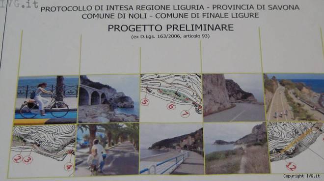Progetto tunnel Capo Noli