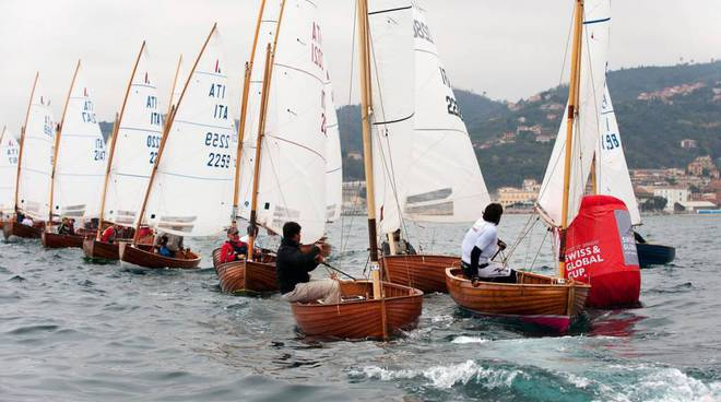 """Swiss & Global Cup – Classic 12' Dinghy"""