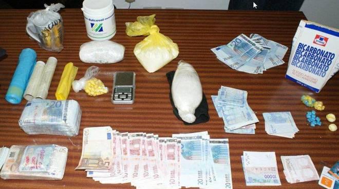 sequestro cocaina