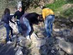 studenti agrario muretti a secco