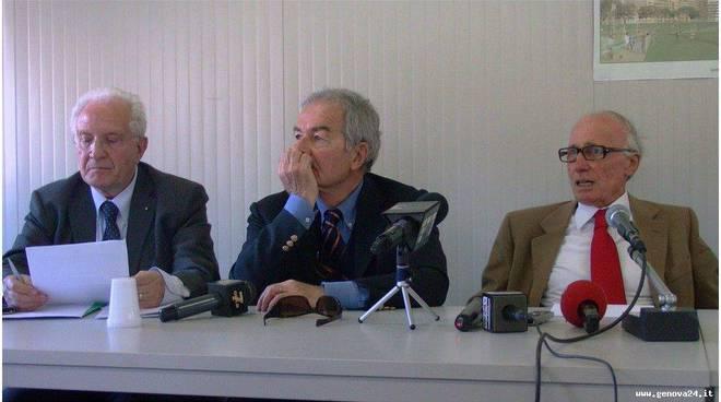 Tangenti Erzelli. la conferenza stampa