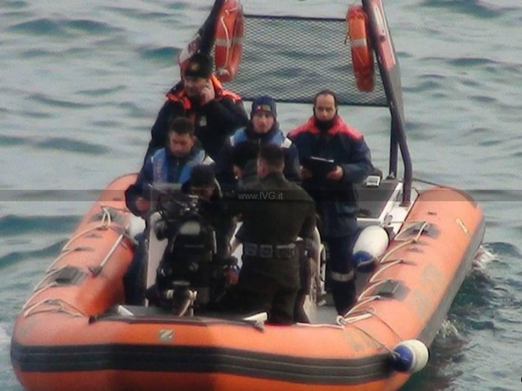Varigotti - disperso in mare marzo