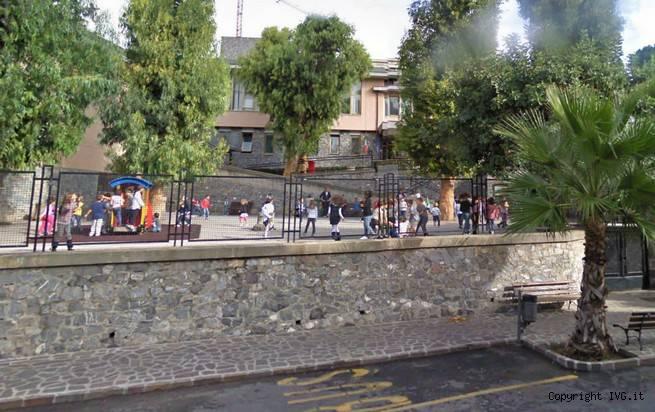 Alassio, scuole via Neghelli