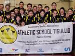 Athletic School Tigullio taekwondo